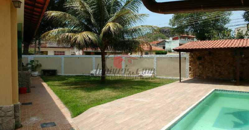3 - Casa em Condomínio 3 quartos à venda Vila Valqueire, Rio de Janeiro - R$ 1.650.000 - PECN30363 - 4