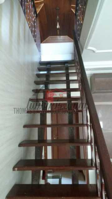 17 - Casa em Condomínio 3 quartos à venda Vila Valqueire, Rio de Janeiro - R$ 1.650.000 - PECN30363 - 18