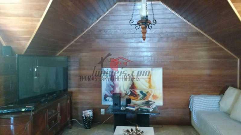 18 - Casa em Condomínio 3 quartos à venda Vila Valqueire, Rio de Janeiro - R$ 1.650.000 - PECN30363 - 19