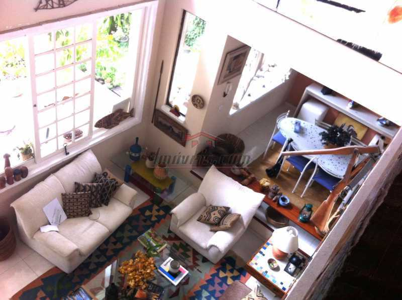 3 - Casa em Condomínio 2 quartos à venda Jacarepaguá, Rio de Janeiro - R$ 900.000 - PECN20266 - 4