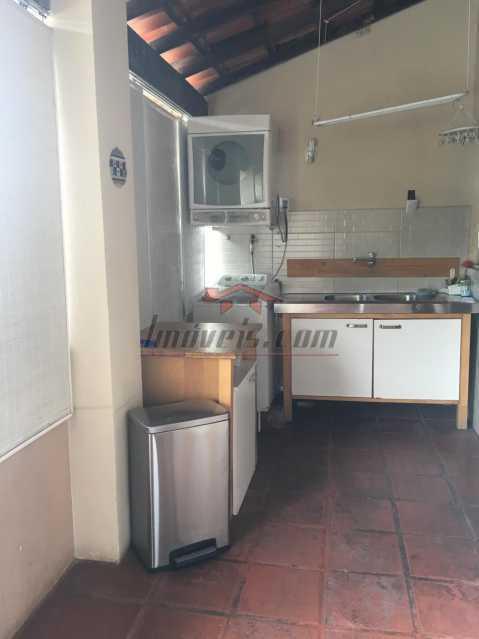20 - Casa em Condomínio 2 quartos à venda Jacarepaguá, Rio de Janeiro - R$ 900.000 - PECN20266 - 21