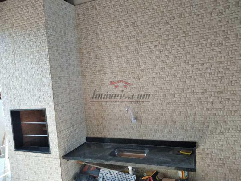 13 - Casa em Condomínio 4 quartos à venda Vargem Pequena, Rio de Janeiro - R$ 580.000 - PECN40144 - 13