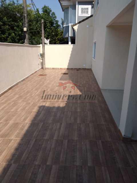 23 - Casa em Condomínio 4 quartos à venda Vargem Pequena, Rio de Janeiro - R$ 580.000 - PECN40144 - 23