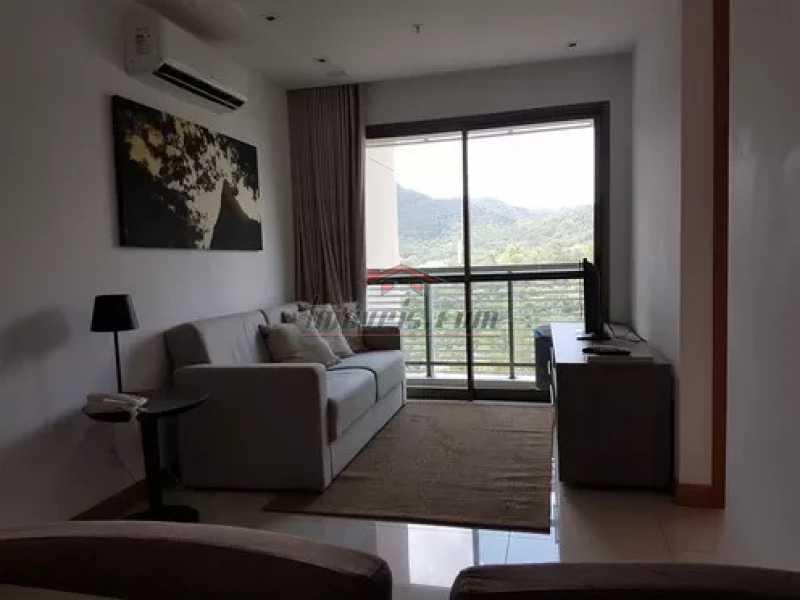 1 - Apartamento 1 quarto à venda Curicica, Rio de Janeiro - R$ 240.000 - PEAP10191 - 1