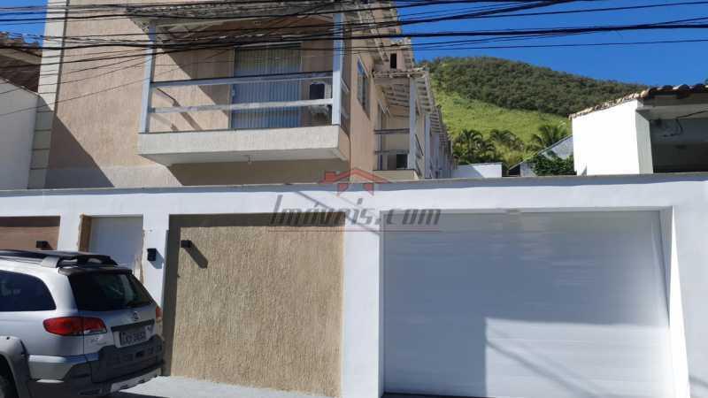 1 - Casa de Vila 2 quartos à venda Jardim Sulacap, BAIRROS DE ATUAÇÃO ,Rio de Janeiro - R$ 320.000 - PECV20091 - 1