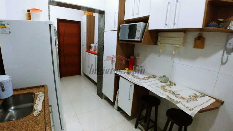 846af0e9-fa49-4bbb-9574-7c566b - Excelente Casa Tipo Apartamento Primeiro Andar Linear com entrada independente,2 Quartos sendo 1 Suíte Na Praça Seca. - PSCV20080 - 17