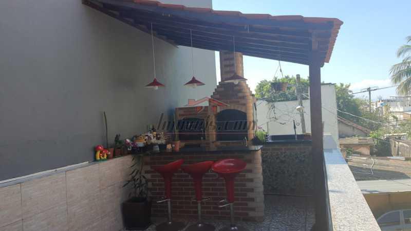 19d8459f-354a-41fc-9d51-4fec1b - Casa de Vila 3 quartos à venda Praça Seca, Rio de Janeiro - R$ 450.000 - PSCV30063 - 14