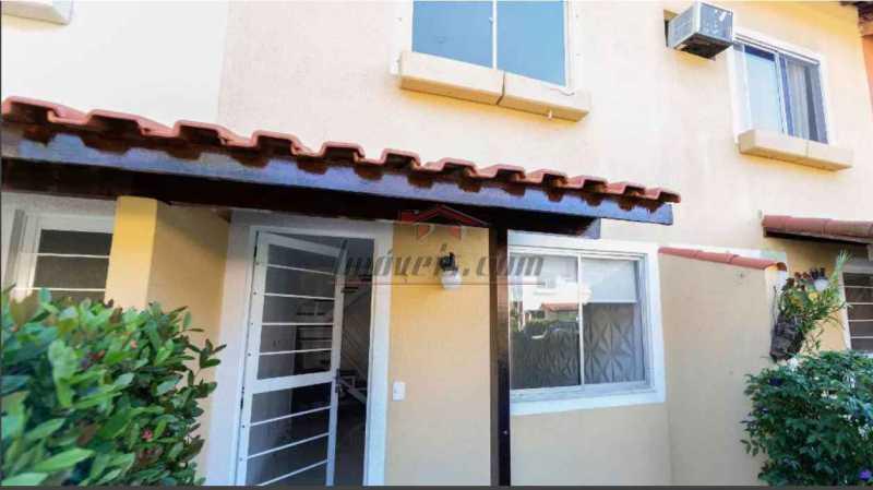 58e6958e-1edd-4876-a880-f4bf53 - Casa em Condomínio 3 quartos à venda Vargem Grande, BAIRROS DE ATUAÇÃO ,Rio de Janeiro - R$ 420.000 - PECN30367 - 1