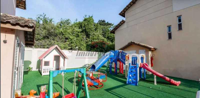 2747f090-6b2c-48f2-8e28-68e705 - Casa em Condomínio 3 quartos à venda Vargem Grande, BAIRROS DE ATUAÇÃO ,Rio de Janeiro - R$ 420.000 - PECN30367 - 22