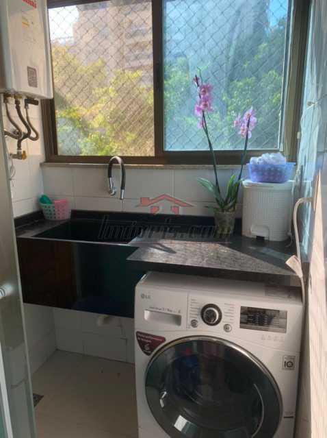 e3b45d6f-cb3e-45fd-84cd-305f97 - Excelente Apartamento 2 quartos - Barra - PEAP22224 - 4