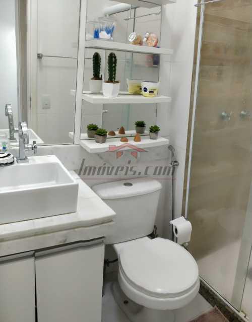 IMG-20210921-WA0009 - Excelente Casa Duplex 2 quartos - Taquara - PECN20270 - 15