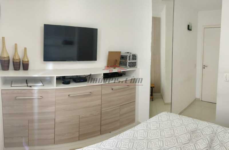 IMG-20210921-WA0010 - Excelente Casa Duplex 2 quartos - Taquara - PECN20270 - 11