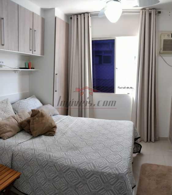 IMG-20210921-WA0011 - Excelente Casa Duplex 2 quartos - Taquara - PECN20270 - 12