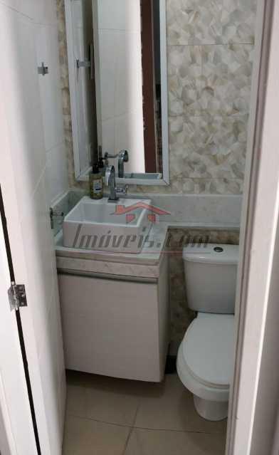 IMG-20210921-WA0013 - Excelente Casa Duplex 2 quartos - Taquara - PECN20270 - 16