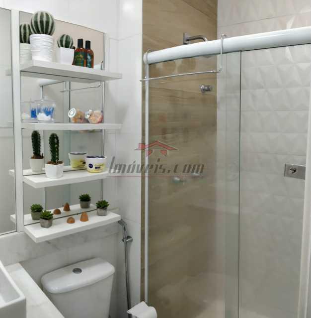IMG-20210921-WA0015 - Excelente Casa Duplex 2 quartos - Taquara - PECN20270 - 17