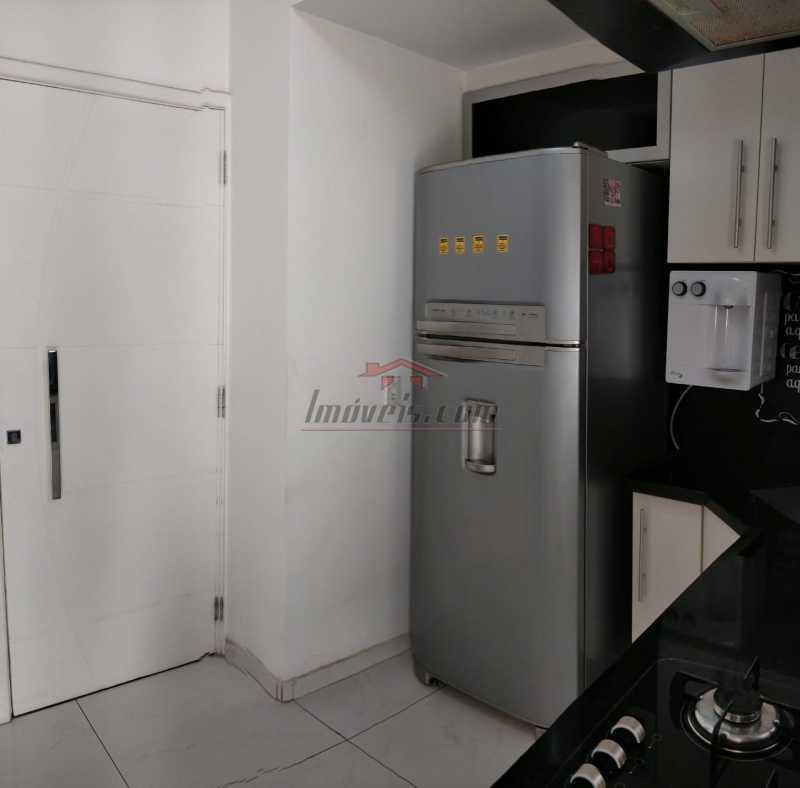 IMG-20210921-WA0016 - Excelente Casa Duplex 2 quartos - Taquara - PECN20270 - 5