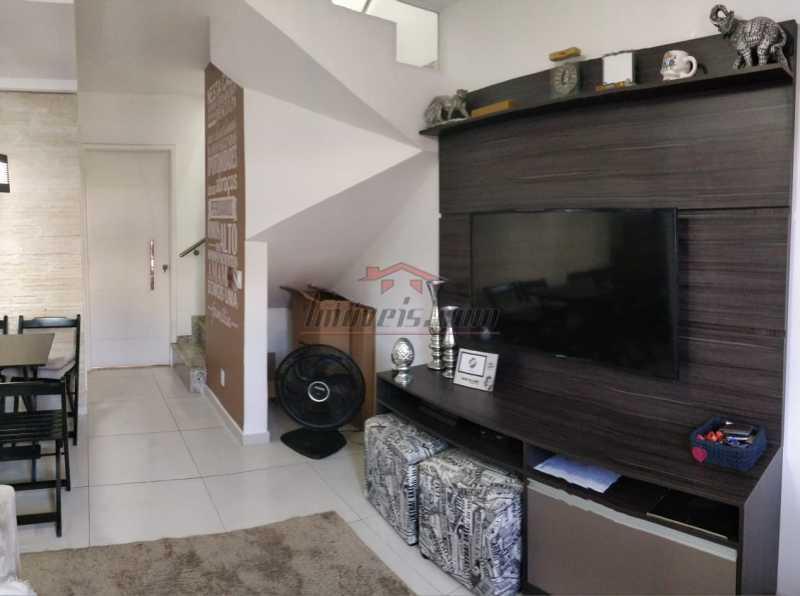 IMG-20210921-WA0020 - Excelente Casa Duplex 2 quartos - Taquara - PECN20270 - 3