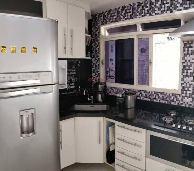 IMG-20210921-WA0026 - Excelente Casa Duplex 2 quartos - Taquara - PECN20270 - 8