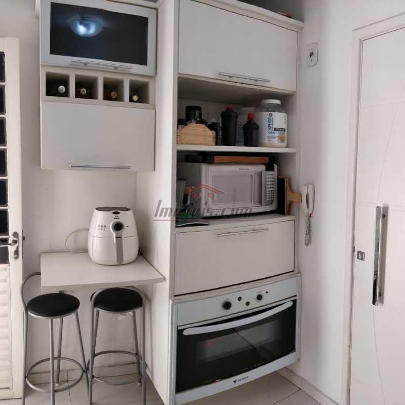 IMG-20210921-WA0027 - Excelente Casa Duplex 2 quartos - Taquara - PECN20270 - 6