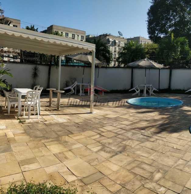 IMG-20210921-WA0031 - Excelente Casa Duplex 2 quartos - Taquara - PECN20270 - 21