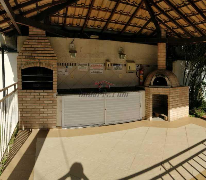 IMG-20210921-WA0033 - Excelente Casa Duplex 2 quartos - Taquara - PECN20270 - 19