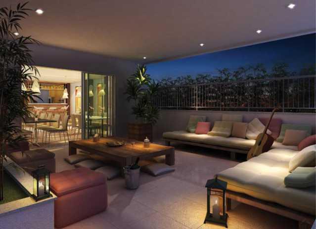 Village-Capri-Convivencia - Apartamento à venda Rua Florianópolis,Praça Seca, Rio de Janeiro - R$ 312.395 - IA21081 - 6