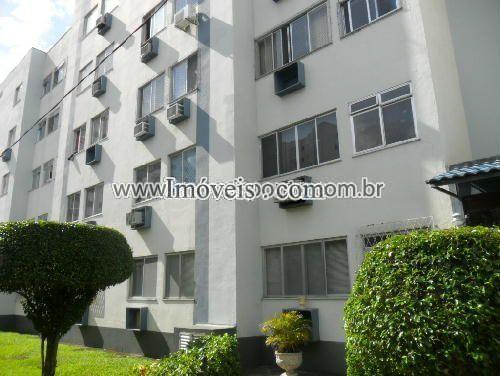 FACHADA - Apartamento Estrada dos Bandeirantes,Camorim,Rio de Janeiro,RJ À Venda,2 Quartos,50m² - IA20315 - 11