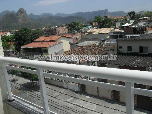 VISTA - Apartamento à venda Rua Soldado Bruno Estrifica,Curicica, Rio de Janeiro - R$ 315.000 - IA20527 - 4