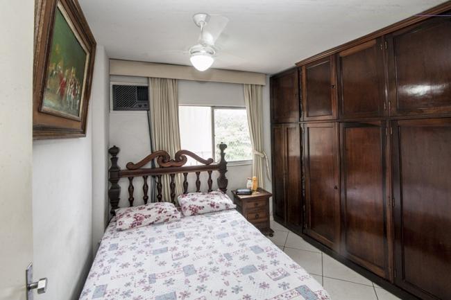 06 quarto - Apartamento à venda Rua Marquês de Leão,Engenho Novo, Rio de Janeiro - R$ 270.000 - PSAP20098 - 6