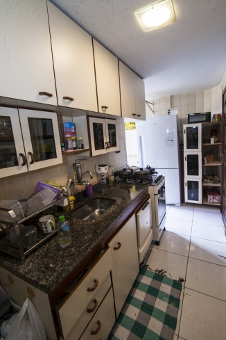 08 Cozinha planejada - Apartamento à venda Rua Marquês de Leão,Engenho Novo, Rio de Janeiro - R$ 270.000 - PSAP20098 - 9