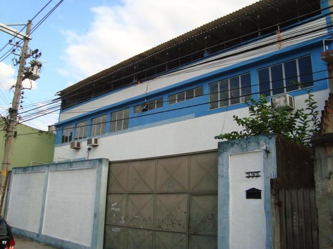 3 Copy - Galpão À Venda - Vila São Luís - Duque de Caxias - RJ - TAGA00001 - 7