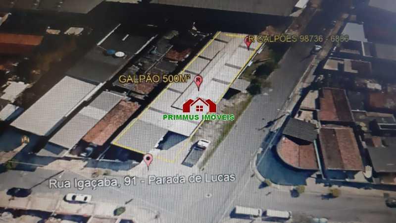 WhatsApp Image 2021-07-12 at 1 - Galpão 500m² à venda Parada de Lucas, Rio de Janeiro - R$ 450.000 - VPGA00001 - 28