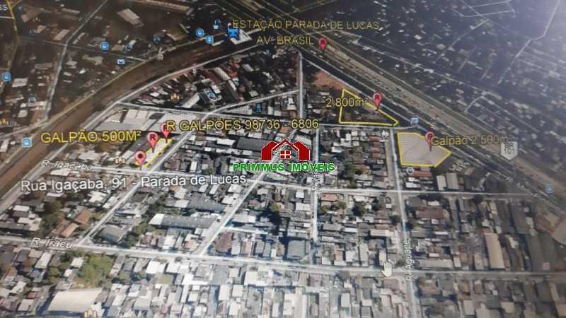 WhatsApp Image 2021-07-12 at 1 - Galpão 500m² à venda Parada de Lucas, Rio de Janeiro - R$ 450.000 - VPGA00001 - 29