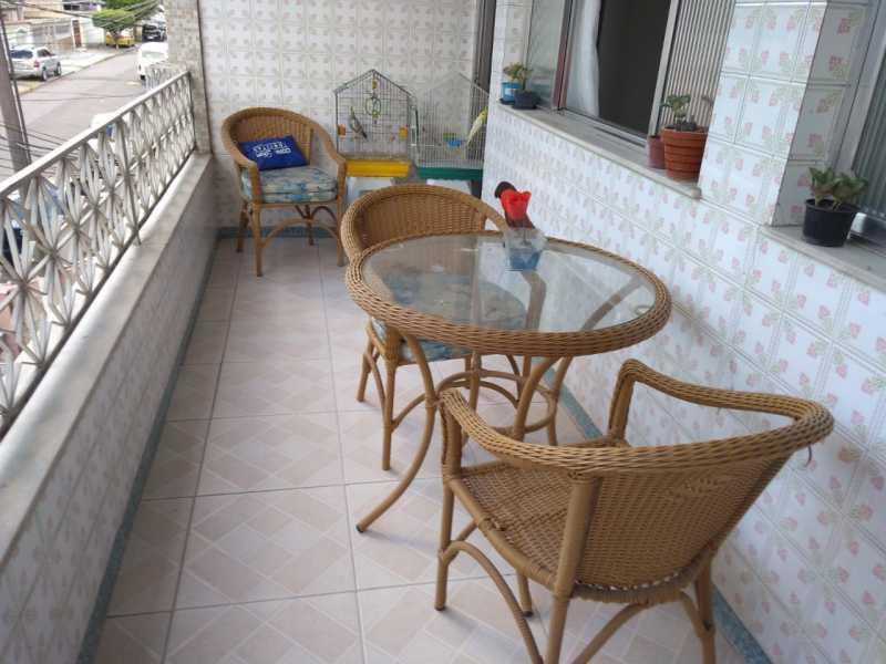 7306f41f-c6f8-421f-b559-919c18 - Apartamento à venda Rua Mimosa,Braz de Pina, Rio de Janeiro - R$ 550.000 - VPAP20011 - 1