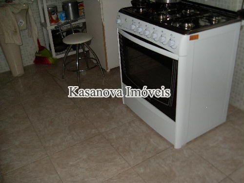 FOTO 11 - Apartamento 3 quartos à venda Santa Teresa, Rio de Janeiro - R$ 590.000 - SA30413 - 12