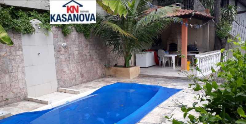 01 - Casa 3 quartos à venda Glória, Rio de Janeiro - R$ 1.650.000 - SC30064 - 1
