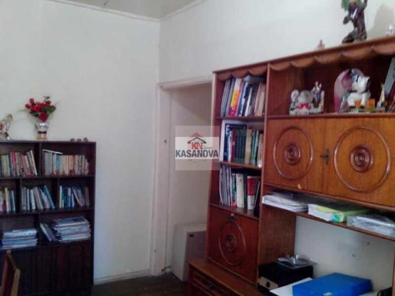 12 - Casa de Vila 4 quartos à venda Laranjeiras, Rio de Janeiro - R$ 950.000 - KSCV40001 - 13
