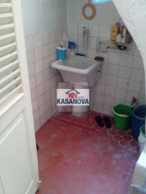 29 - Casa de Vila 4 quartos à venda Laranjeiras, Rio de Janeiro - R$ 950.000 - KSCV40001 - 30