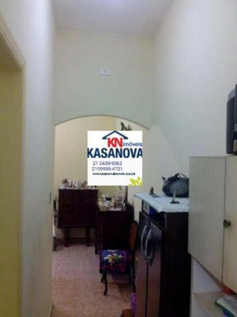 06 - Casa de Vila 4 quartos à venda Laranjeiras, Rio de Janeiro - R$ 950.000 - KSCV40001 - 7
