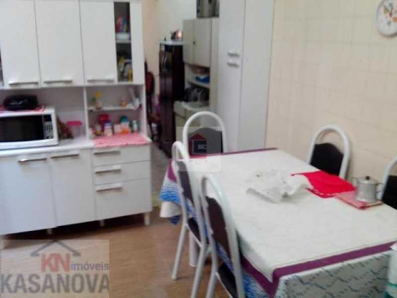 25 - Casa de Vila 4 quartos à venda Laranjeiras, Rio de Janeiro - R$ 950.000 - KSCV40001 - 26