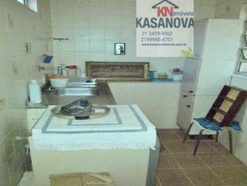 23 - Casa de Vila 4 quartos à venda Laranjeiras, Rio de Janeiro - R$ 950.000 - KSCV40001 - 24