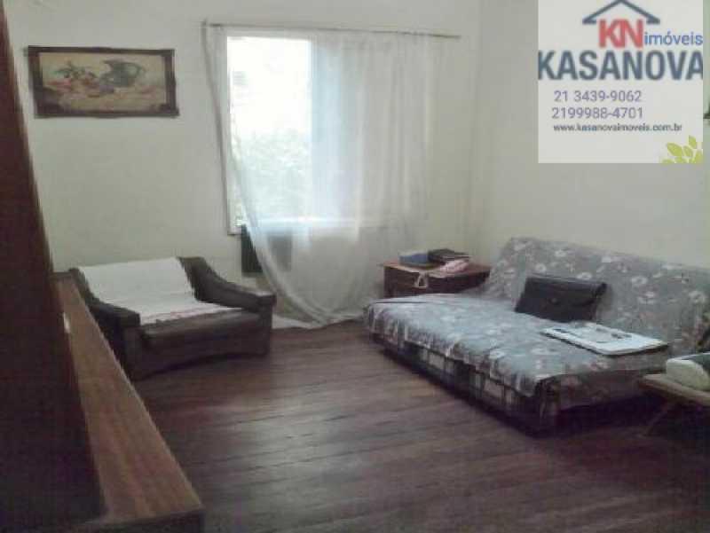 01 - Casa de Vila 4 quartos à venda Laranjeiras, Rio de Janeiro - R$ 950.000 - KSCV40001 - 1