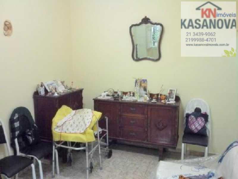 17 - Casa de Vila 4 quartos à venda Laranjeiras, Rio de Janeiro - R$ 950.000 - KSCV40001 - 18