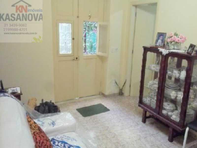 16 - Casa de Vila 4 quartos à venda Laranjeiras, Rio de Janeiro - R$ 950.000 - KSCV40001 - 17