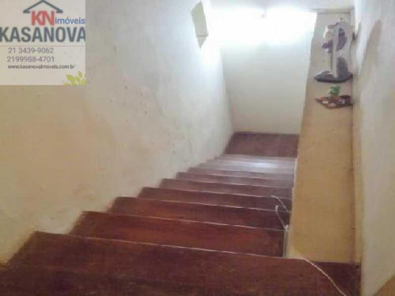 14 - Casa de Vila 4 quartos à venda Laranjeiras, Rio de Janeiro - R$ 950.000 - KSCV40001 - 15