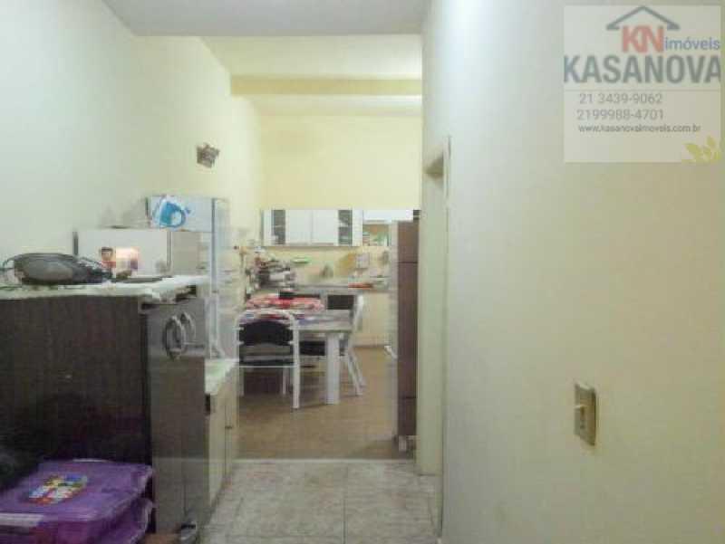 18 - Casa de Vila 4 quartos à venda Laranjeiras, Rio de Janeiro - R$ 950.000 - KSCV40001 - 19