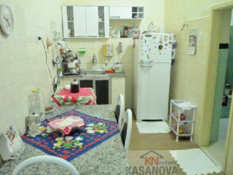 24 - Casa de Vila 4 quartos à venda Laranjeiras, Rio de Janeiro - R$ 950.000 - KSCV40001 - 25