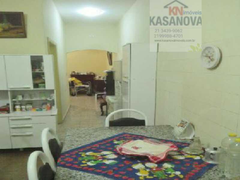 22 - Casa de Vila 4 quartos à venda Laranjeiras, Rio de Janeiro - R$ 950.000 - KSCV40001 - 23