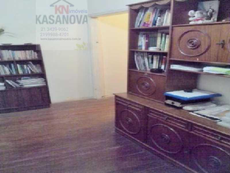 04 - Casa de Vila 4 quartos à venda Laranjeiras, Rio de Janeiro - R$ 950.000 - KSCV40001 - 5
