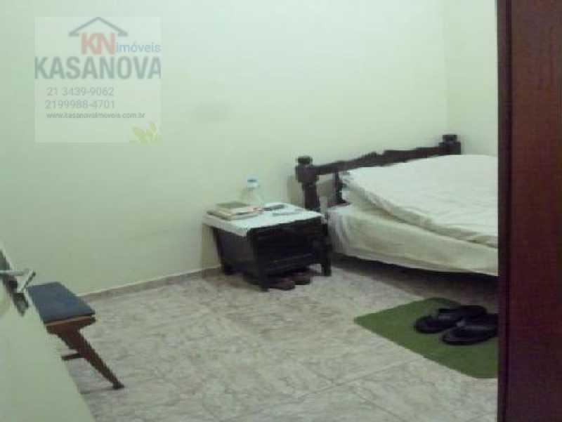 21 - Casa de Vila 4 quartos à venda Laranjeiras, Rio de Janeiro - R$ 950.000 - KSCV40001 - 22